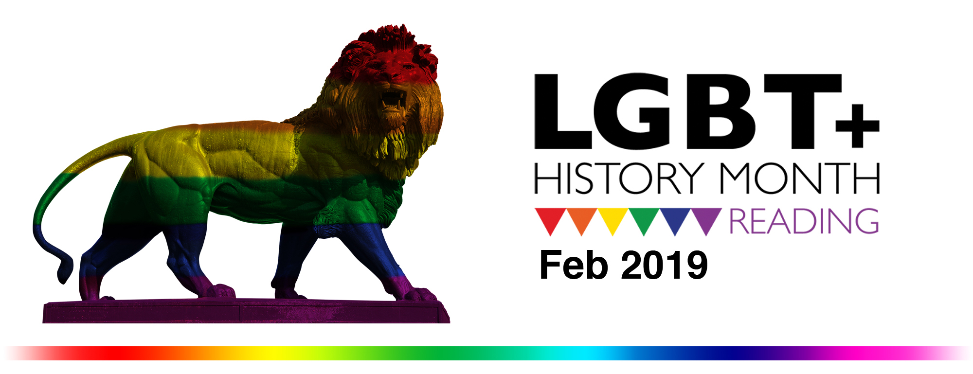 Reading LGBT+ History Month